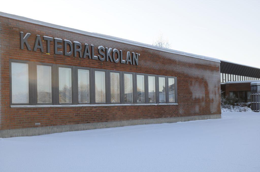Det blir inga extra pengar till Katerdralskolan i Skara.