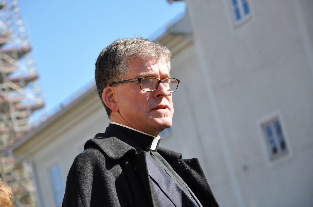 Åke Bonnier. Foto: Fredrik Andersson