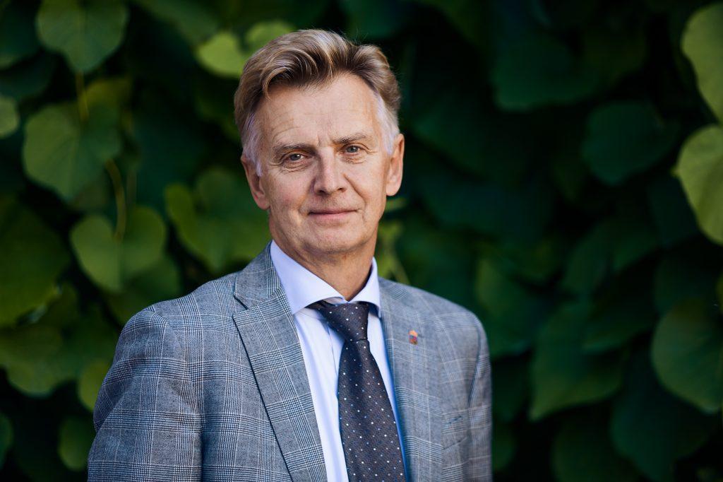 Västra Götalands landshövding Anders Danielsson. Foto: Francis Löfvenholm