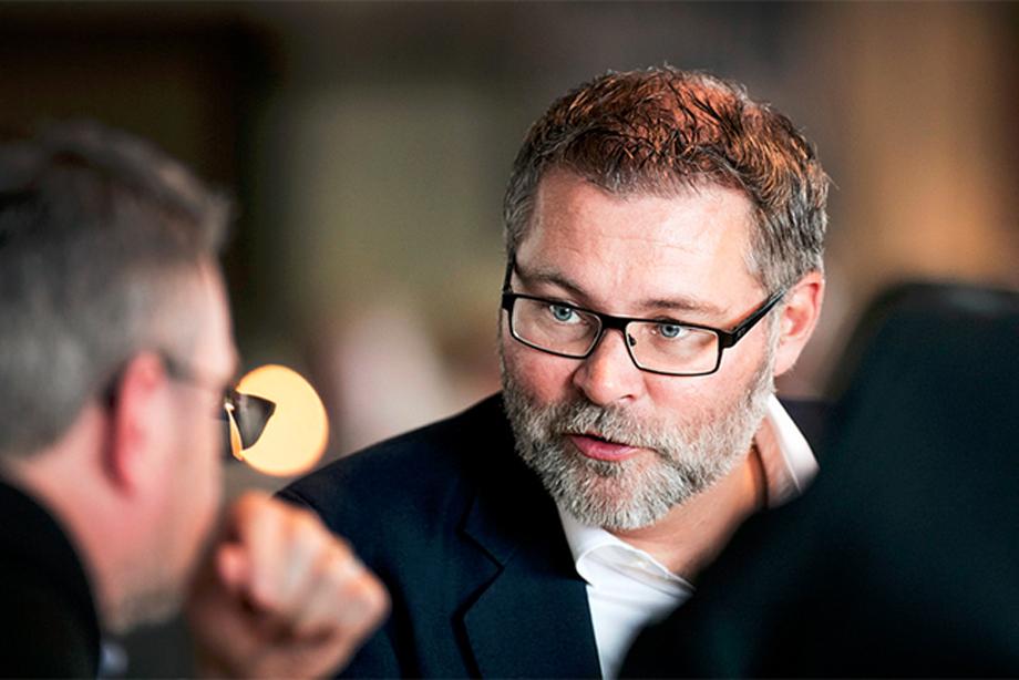 Bjarne Pettersson. Foto: Tobias  Andersson