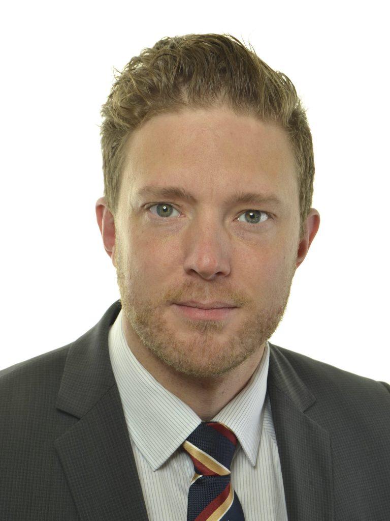 Josef Fransson, Skövde, föreslås bli Sverigedemokraternas toppnamn inför riksdagsvalet i Skaraborg.