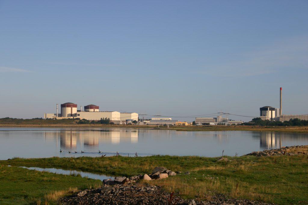 Ringhals kärnkraftverk. Foto: Annika Örnborg