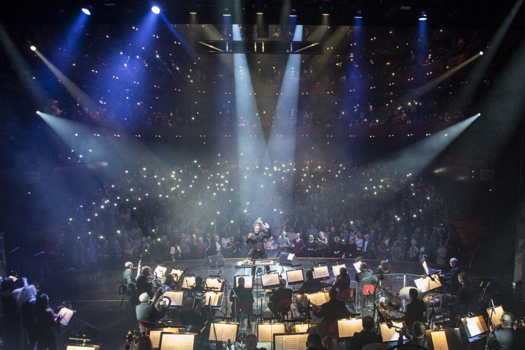 """Göteborg Wind Orchestra kommer till Skara  med """"Tidernas filmmusik"""""""