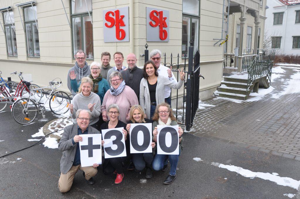 För ett år sedan ökade Skaraborgsbygden sin upplaga med 300, som enda tidning i Skaraborg. Trots fortsatta minskningar inom svensk dagspress håller Skaraborgsbygden sin upplaga under 2017.