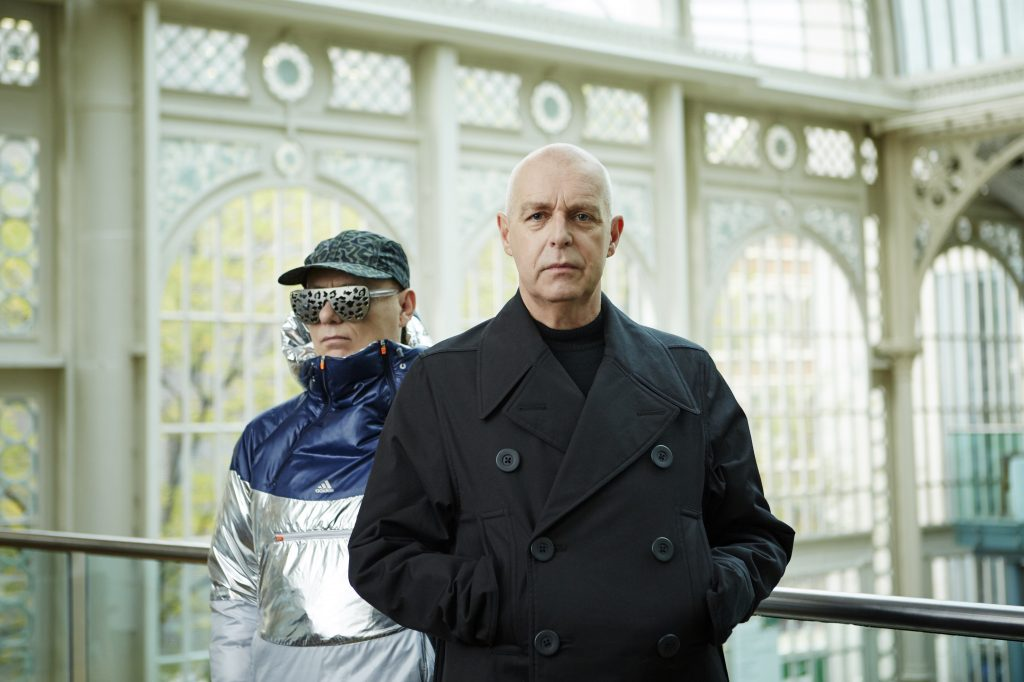 Pet Shop Boys. Foto: SonicPR