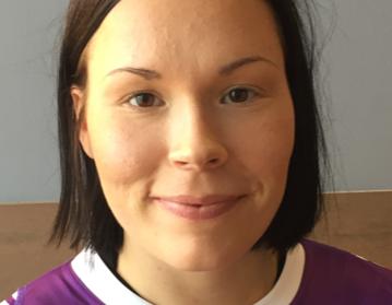 Sara Johansson.