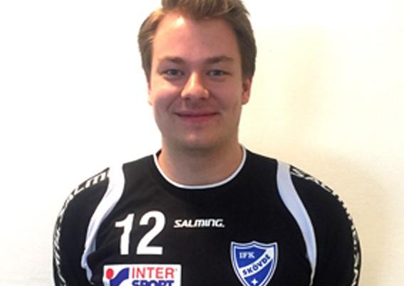Håvard Åsheim. Foto: IFK Skövde