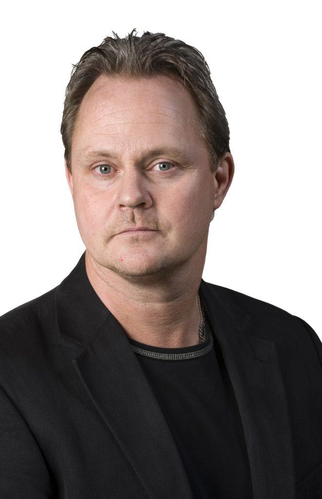 Dan Gabrielsson (S) blev i år ordförande för kommunstyrelsen i Falköping.