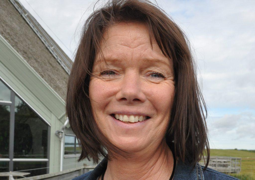 Katarina Jonsson (M), kommunalråd i Skövde kommun.