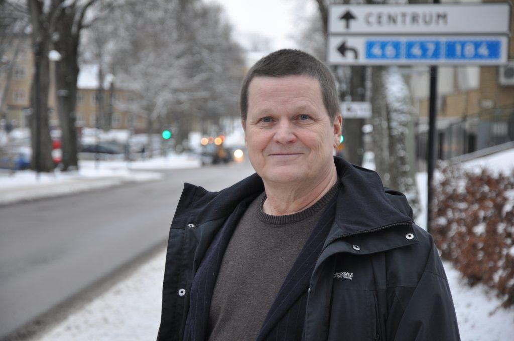 - Jag tycker det är bra att partiet nu kraftfullt tar tag i frågan, säger Patrik Björck ordförande och riksdagsledamot för Socialdemokraterna i Skaraborg