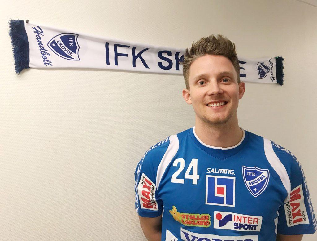 Matias Helt Jepsen. Foto: IFK Skövde