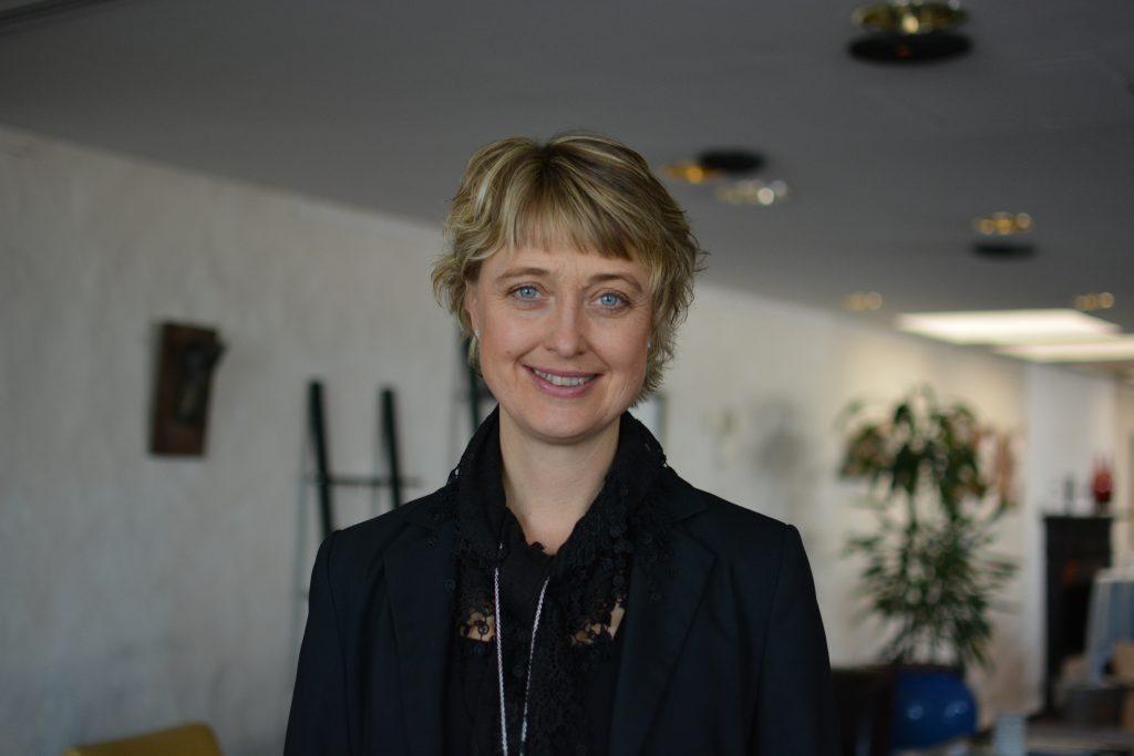 Ulrika Frick (MP), Mölndal.